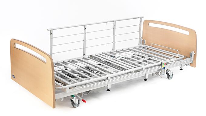 invacare, nordbed, seng, regulerbar seng, komfort, brukere