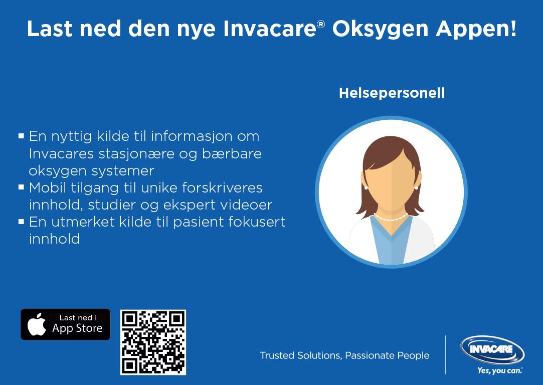 Oksygen App flyer